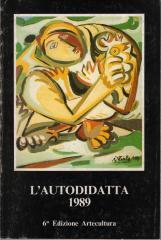 Premio Letterario Antologia poetica L'autodidatta 1989