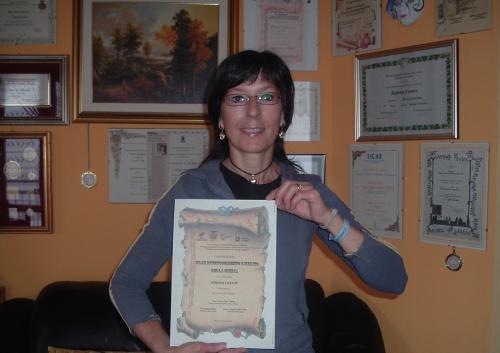 Cantini Aurora Premio CEAC Ecuador Milano