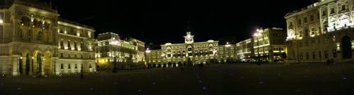 Trieste, Presepe di Luci