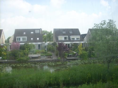 Amsterdam, sulla veranda